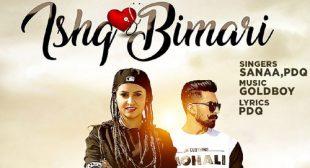 Ishq Bimari Song by Goldboy