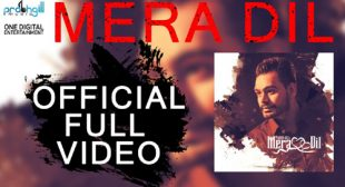 Prabh Gill Song Mera Dil is Out Now