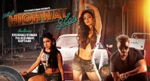 Raftaar Song Mera Highway Star is Out Now