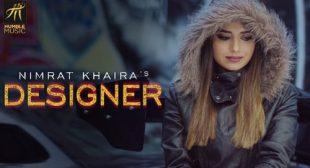 Designer by Nimrat Khaira