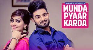 Munda Pyaar Karda Lyrics – Resham Singh Anmol