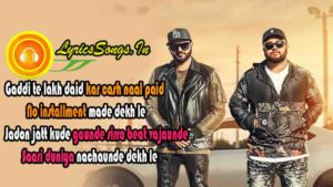 KYON LYRICS – Roach Killa | Harj nagra & Deep Jandu