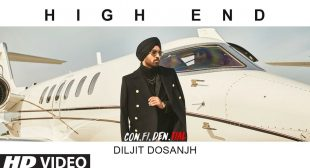 HIGH END LYRICS – Diljit Dosanjh – CON.FI.DEN.TIAL