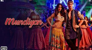 MUNDIYAN LYRICS – Baaghi 2 Song – Tiger Shroff, Disha Patani