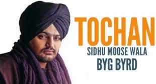 Tochan Lyrics – Sidhu Moose Wala