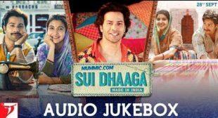 Tu Hi Aham Lyrics – Sui Dhaaga | Ronkini Gupta