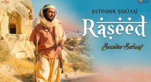 Raseed Lyrics – Satinder Sartaaj – LyricsBELL
