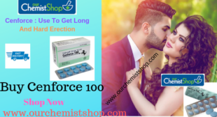 Cenforce 100mg – About the brand