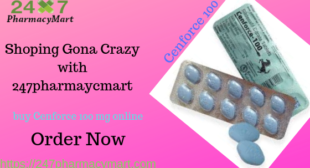 Understanding about Generic Sildenafil Citrate Cenforce 100MG Tablets