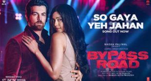 So Gaya Yeh Jahan Lyrics – Nitin Mukesh
