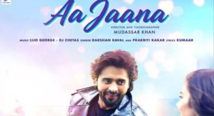 Aa Jaana Lyrics – Darshan Raval