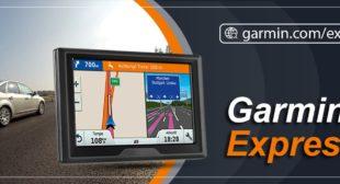 Garmin.com/express – Garmin Update   www.garmin.com/express