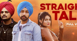 Straight Talk Lyrics – Sidhu Moose Wala