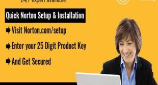 www.Norton.com/setup – Norton setup product key | Norton Setup