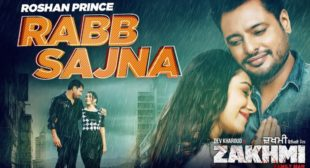 RABB SAJNA LYRICS – ROSHAN PRINCE – The Lyrics Wala