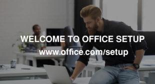 www.Office.com/setup | Enter Product Key – office.com/setup