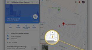 How to Use Street View in Google Maps to Easily Locate the Way