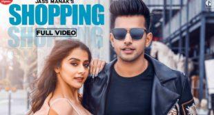 Shopping Lyrics in Hindi & English– Jass Manak 2020