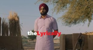 Shukriya Song Lyrics by B Praak