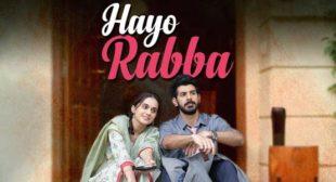 Hayo Rabba – Thappad