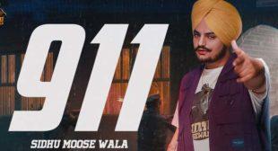 911 – Sidhu Moose Wala